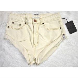 One Teaspoon Vintage Bandits NWT Shorts 27 #817